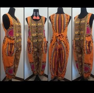 Pants - 50% OFF CUSTOM HANDMADE ETHNIC JUMPSUIT